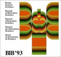BIB '93 BIENNALE OF ILLUSTRATIONS BRATISLAVA