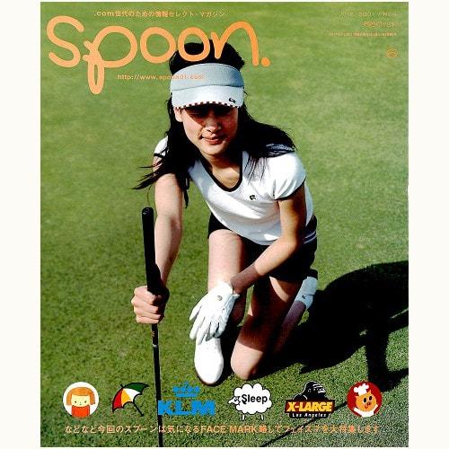 spoon. No.4 フェイスマーク