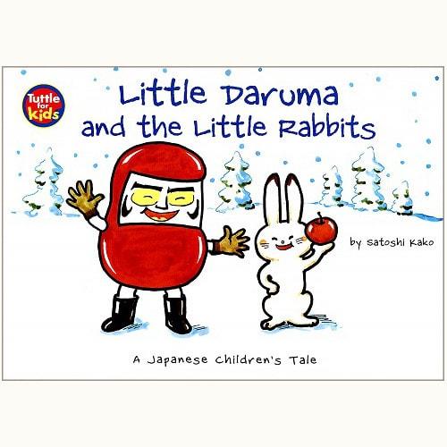 Little daruma and the Little Rabbits