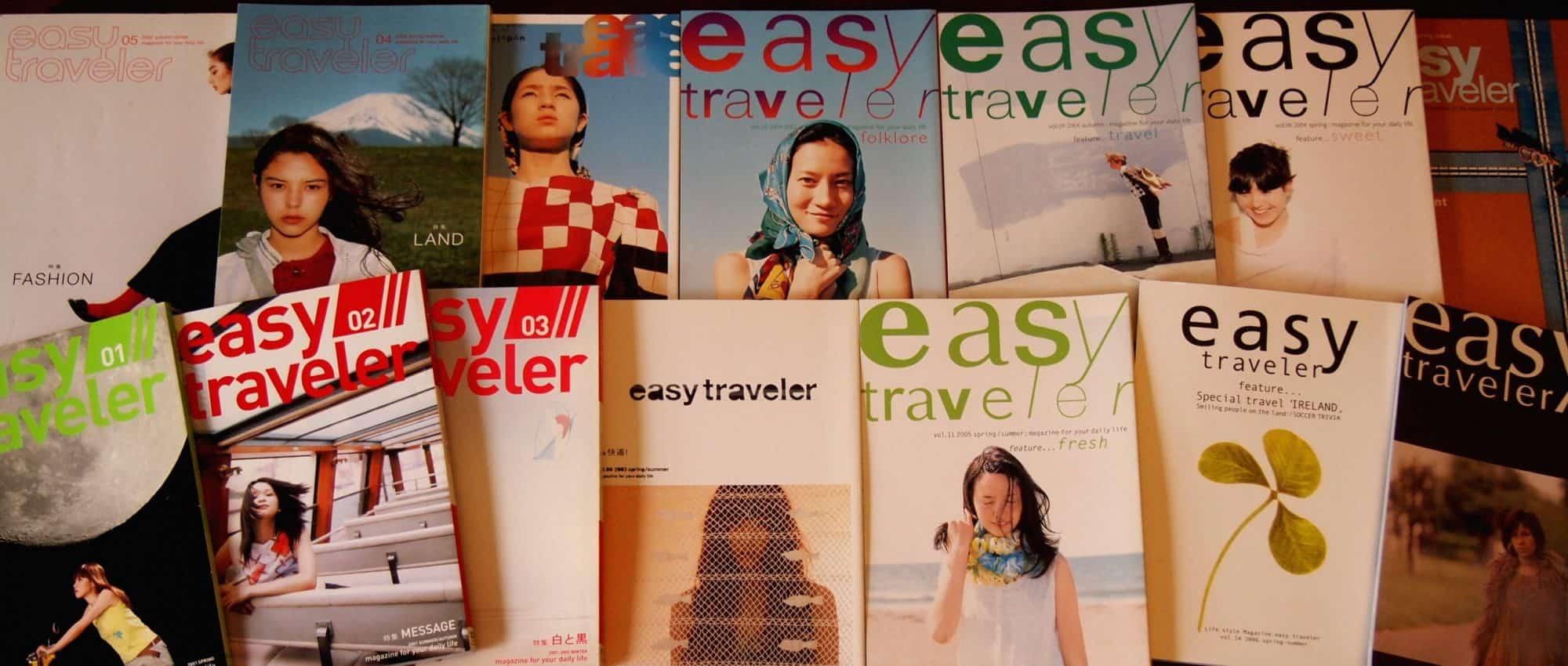 easy traveler イージートラベラー