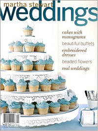 martha stewart Weddings バックナンバー