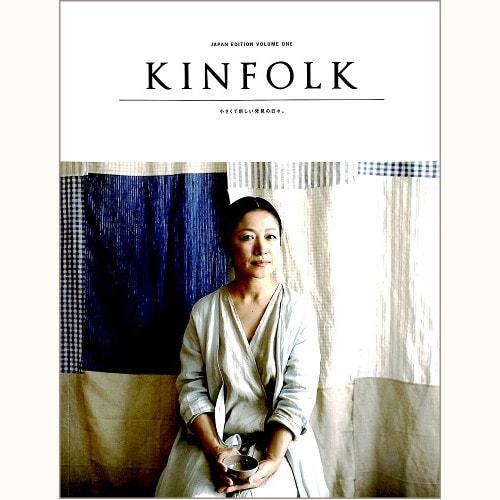 KINFOLK JAPAN EDITION VOLUME ONE 小さくて新しい発見の日々。