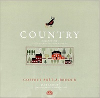 COUNTRY COFFRET PRET-A-BRODER(函入りのセット)