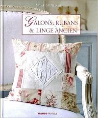 GALONS , RUBANS & LINGE ANCIEN