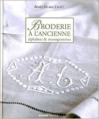 BRODERIE A L'ANCIENNE alphabets & monogrammes