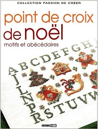 point de croix de Noel