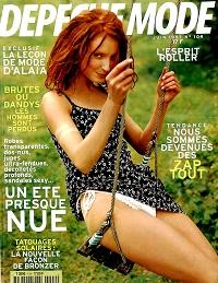 DEPECHE MODE 1997.7 N°109