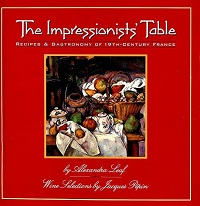 The Impressionist's Table