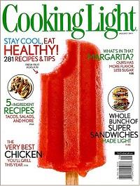 Cooking Light バックナンバー