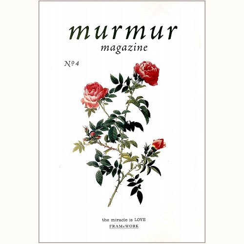 murmur magazine no.04 ステラ・マッカートニー 7つの秘密