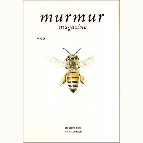 murmur magazine no.08 地球の上に生きる2010