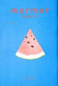 murmur magazine no.09 本であたらしい自分をみつける旅